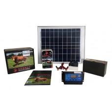 Электропастух cowboy 4200 на солнечной батарее