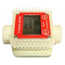 Электронный счетчик дизтоплива, бензина  К24