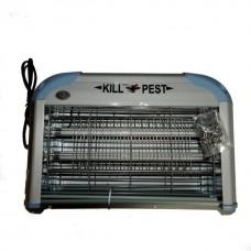 Лампа уничтожитель насекомых KI302-2*6W