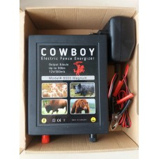 Электропастух COWBOY 8000 MAGNUM / 8 ДЖ (Самый мощный)